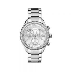 Timex Orologio Donna Cronografo in Acciaio TW2P66800