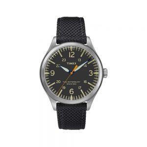 Timex Orologio Uomo Solo Tempo con Cinturino in Tessuto TW2R38800