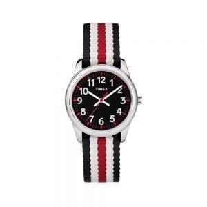 Timex Orologio Uomo Solo Tempo con Cinturino in Tessuto TW7C10200