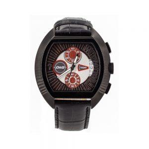 D&G Orologio Uomo Cronografo con Cinturino in Pelle DW0214