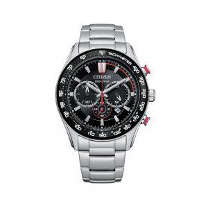Citizen Orologio Uomo Cronografo in Acciaio CA4484-88E
